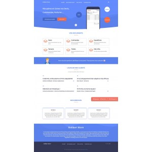 Dolibarr Extranet - Extranet sito web e client