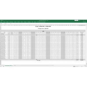 Pointage horaire du personnel - Dolibarr 6.0.0 - 12.0.*