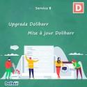 Service de mise à jour Dolibarr