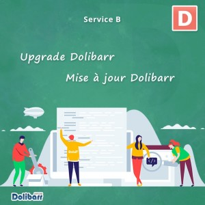 Upgrade Dolibarr Service