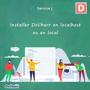 Installieren Sie Dolibarr lokal oder lokal