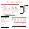 OrangeTheme - Nouveau thème de Dolibarr 6.0.0 - 12.0.*