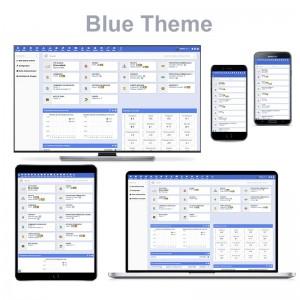 BlueTheme - Nuovo tema da Dolibarr