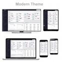 ModernTheme - thème de Dolibarr 6.0.0 - 12.0.3