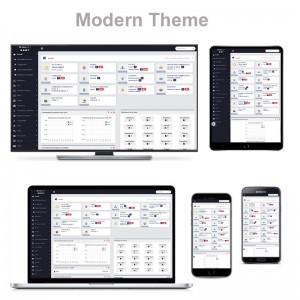 ModernTheme - Dolibarr tema