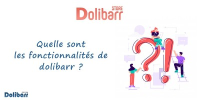 Dolibarr: Features