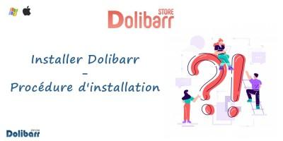 Installing Dolibarr, Installation procedure