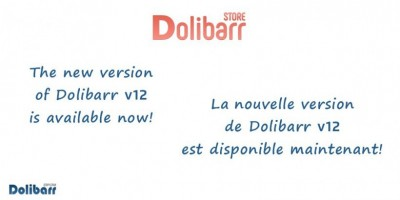 The new version of Dolibarr v12 is available now!