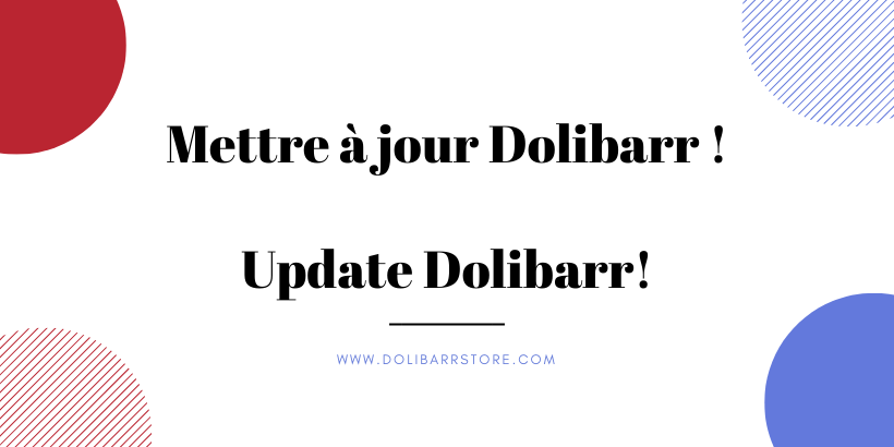 Update Dolibarr !