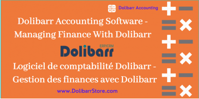 Dolibarr Accounting Software - Managing Finance With Dolibarr