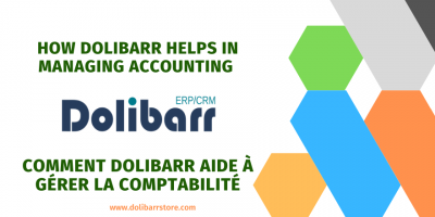 How Dolibarr Helps In Managing Accounting