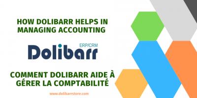 Comment Dolibarr aide à gérer la comptabilité
