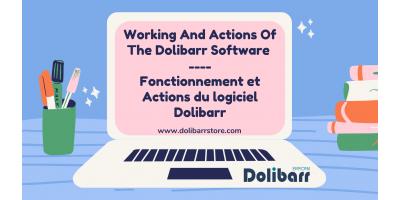 Fonctionnement et actions du logiciel Dolibarr