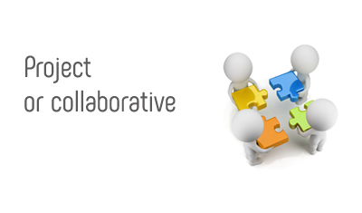 Project or collaborative