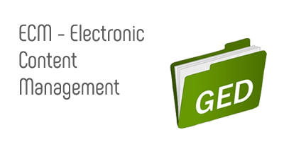 ECM - Electronic  Content  Management